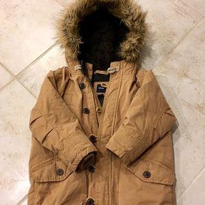 Gap toddler winter jacket.